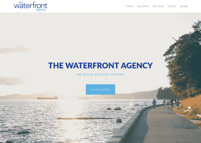 Waterfront Agency