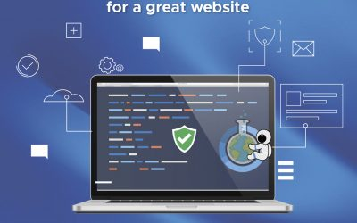 The Perfect Formula for a Great Website